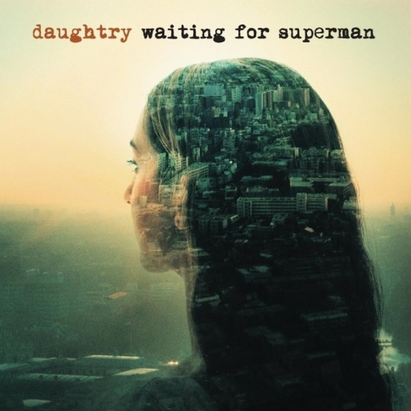 Daughtry Waiting For Superman Album Artwork