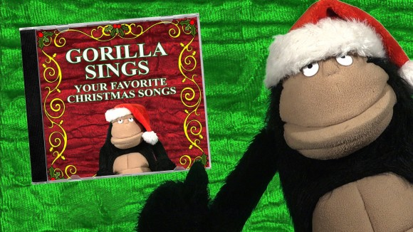 Gorilla Christmas Album